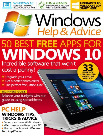 Windows Help and Advice February 12, 2016 00:00