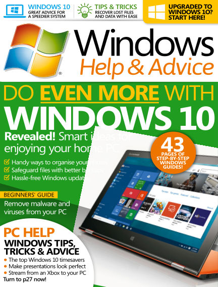 Windows Help and Advice March 09, 2016 00:00