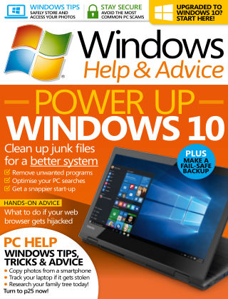 Windows Help and Advice May 2016