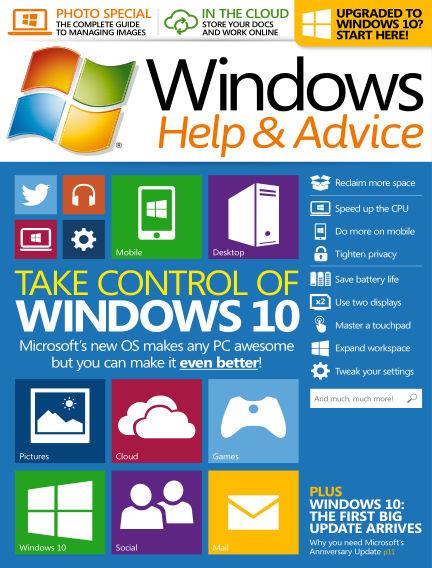Windows Help and Advice May 03, 2016 00:00