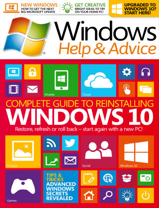 Windows Help and Advice July 2016