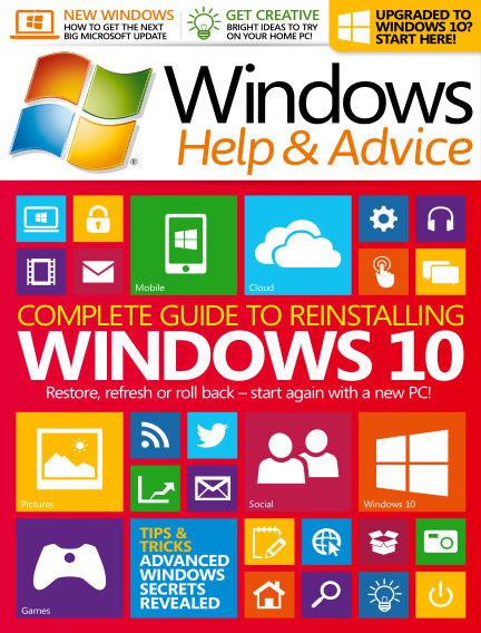Windows Help and Advice May 31, 2016 00:00