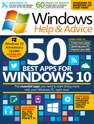 Windows Help and Advice September 2016