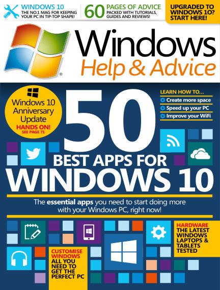 Windows Help and Advice July 22, 2016 00:00