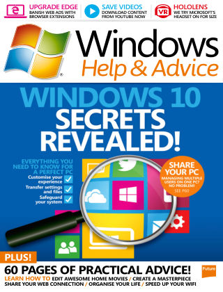 Windows Help and Advice December 2016