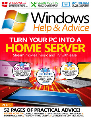 Windows Help and Advice Christmas 2016