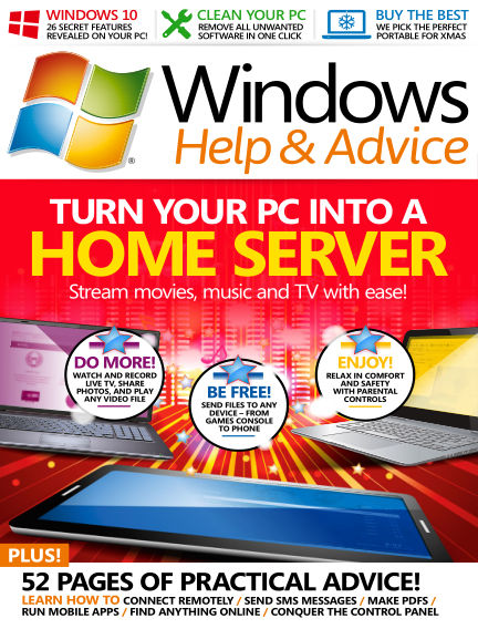 Windows Help and Advice November 11, 2016 00:00