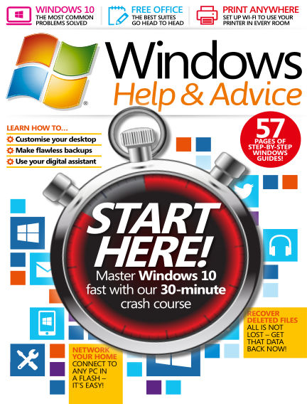 Windows Help and Advice December 09, 2016 00:00