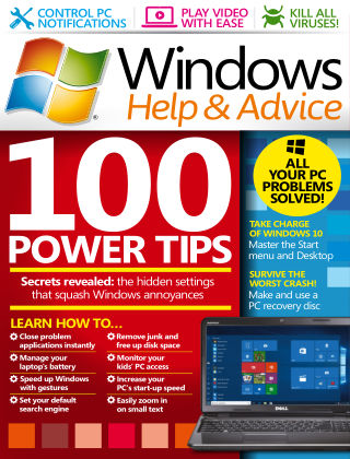 Windows Help and Advice February 2017