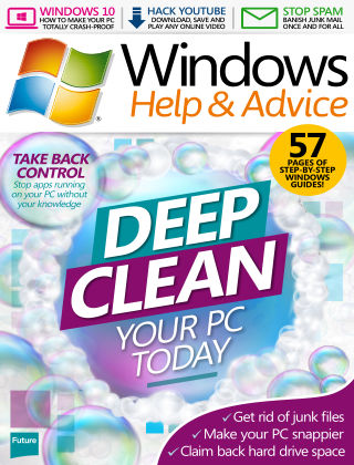 Windows Help and Advice March 2017