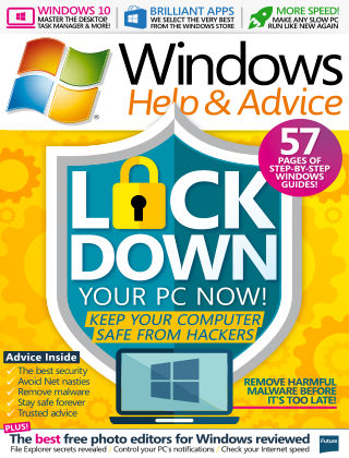 Windows Help and Advice Spring 2017