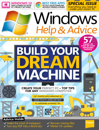 Windows Help and Advice April 2017