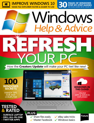 Windows Help and Advice Jul 2017