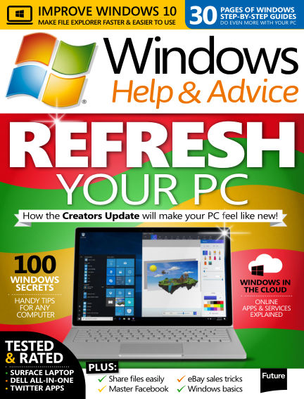 Windows Help and Advice June 23, 2017 00:00