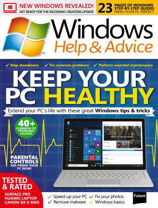 Windows Help and Advice Aug 2017
