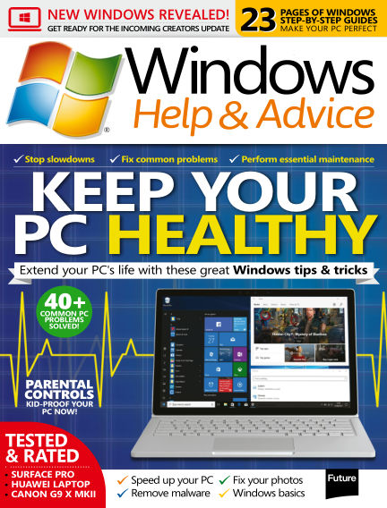 Windows Help and Advice July 21, 2017 00:00