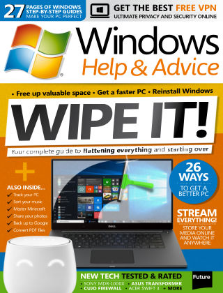 Windows Help and Advice Nov 2017
