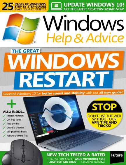 Windows Help and Advice November 10, 2017 00:00
