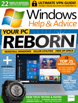 Windows Help and Advice Jan 2018