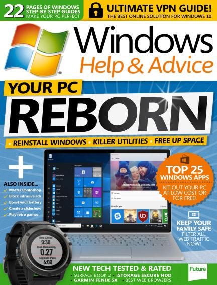 Windows Help and Advice January 05, 2018 00:00