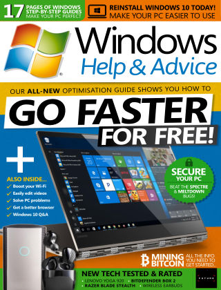 Windows Help and Advice Feb 2018