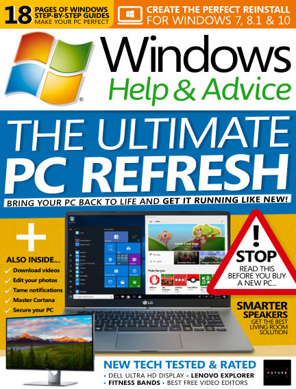 Windows Help and Advice March 02, 2018 00:00