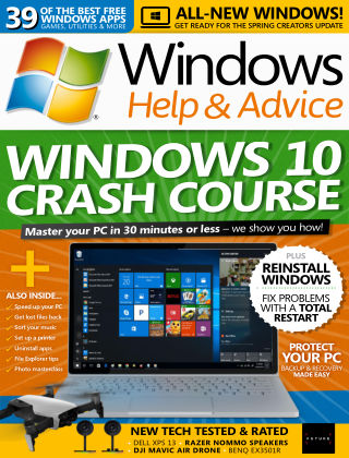 Windows Help and Advice Apr 2018