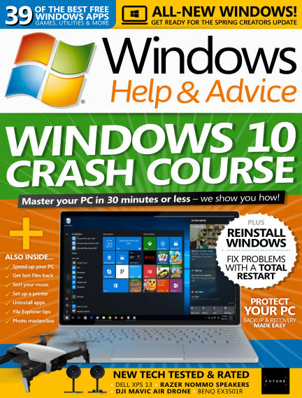 Windows Help and Advice March 29, 2018 00:00