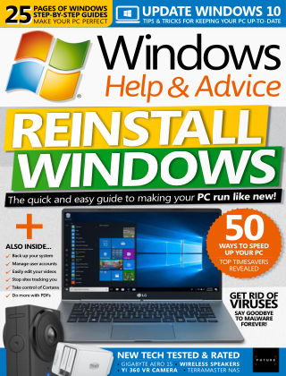 Windows Help and Advice May 2018
