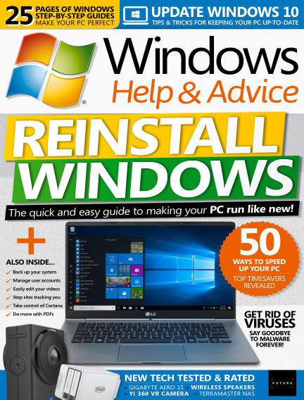 Windows Help and Advice April 27, 2018 00:00