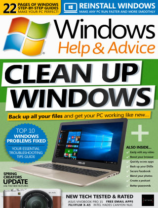 Windows Help and Advice Jun 2018