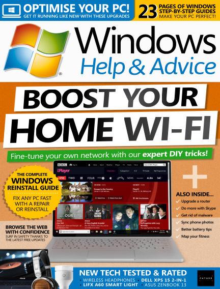 Windows Help and Advice June 22, 2018 00:00