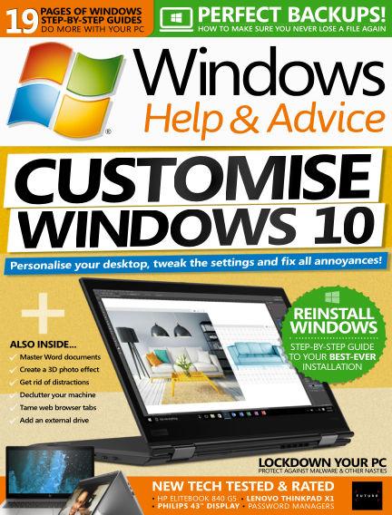 Windows Help and Advice July 20, 2018 00:00