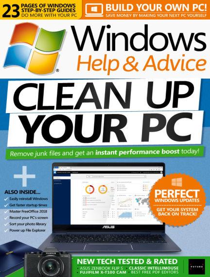 Windows Help and Advice August 17, 2018 00:00