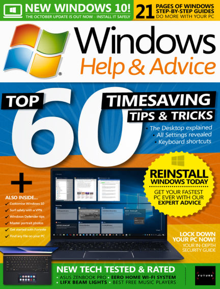 Windows Help and Advice October 12, 2018 00:00