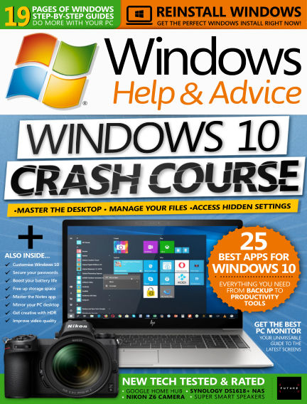 Windows Help and Advice January 04, 2019 00:00