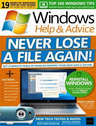 Windows Help and Advice Issue 158