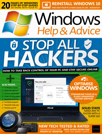 Windows Help and Advice March 01, 2019 00:00