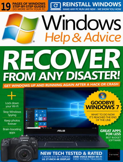 Windows Help and Advice March 29, 2019 00:00