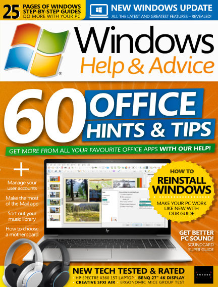 Windows Help and Advice June 21, 2019 00:00