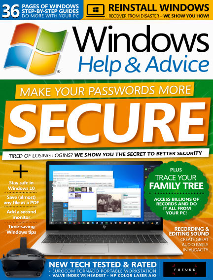 Windows Help and Advice August 16, 2019 00:00