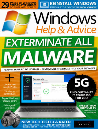 Windows Help and Advice Issue 166