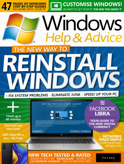 Windows Help and Advice October 11, 2019 00:00