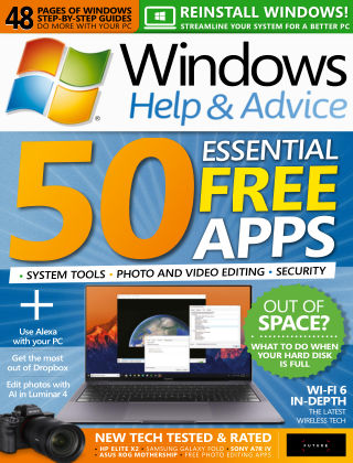 Windows Help and Advice Issue 168