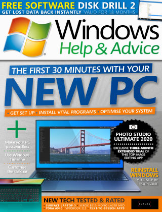 Windows Help and Advice Issue 169
