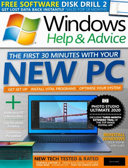 Windows Help and Advice December 06, 2019 00:00