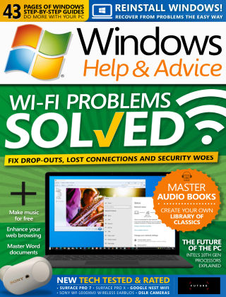 Windows Help and Advice Issue 170
