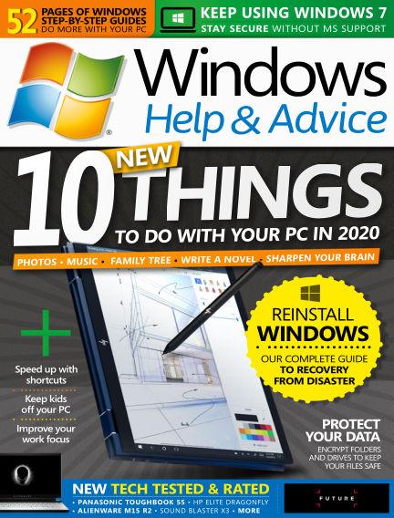 Windows Help and Advice February 28, 2020 00:00