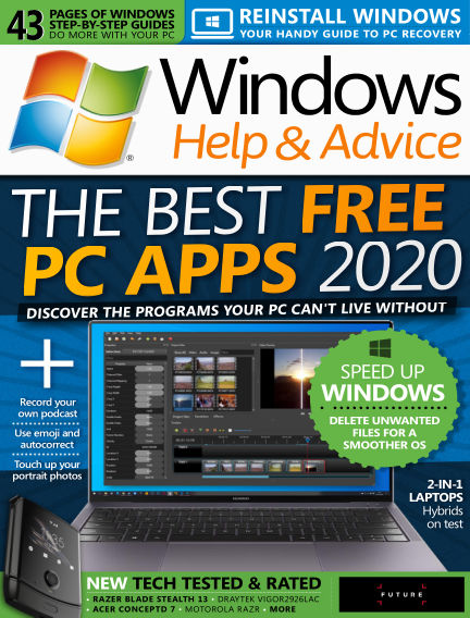 Windows Help and Advice March 27, 2020 00:00