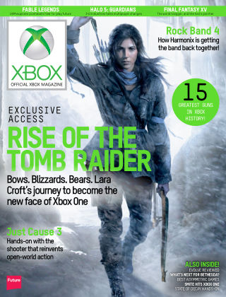 Official Xbox Magazine (US) May 2015